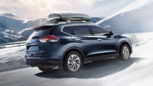 2015 Nissan Rogue  ext