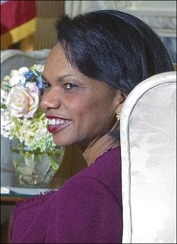 <!--:es-->Rice sees series of summits with Israeli, Palestinian Leaders<!--:-->