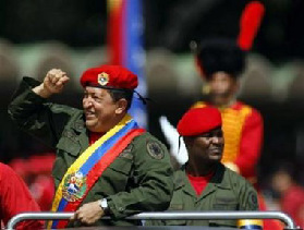 <!--:es-->Venezuela's Chávez sets fast nationalization pace<!--:-->