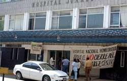 <!--:es-->Hospital trabajó 48 horas sin luz . . . Asistencia médica fue suspendida<!--:-->