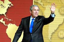 <!--:es-->Promete Bush ayuda antes de gira por AL<!--:-->