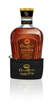 <!--:es-->DOS LICORES NOBLES SE UNEN PARA DAR VIDA A CROWN ROYAL® CASK No. 16™  El Resultado: Un Whisky Ultra Premiun Con Acabado Coñac<!--:-->