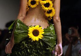 <!--:es-->La Naturaleza está de Moda! . . .En pro de la Madre Tierra<!--:-->
