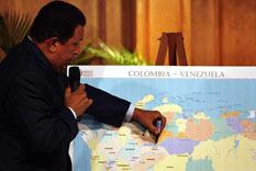 <!--:es-->Avala Bogotá propuesta de Chávez! …Las FARC liberarían a dos mujeres y un niño<!--:-->