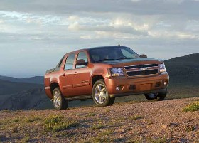 <!--:es-->Avalanche with a Z! … 2007 Chevrolet Avalanche<!--:-->