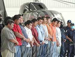 <!--:es-->45 toneladas de marihuana destruida …El sembradío fue encontrado en Sinaloa<!--:-->