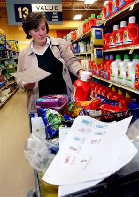 <!--:es-->From clipping coupons to clicking on them . . . Grocers testing digital delivery of ways shoppers can get their discounts<!--:-->