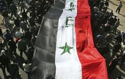 <!--:es-->Iraqi lawmakers vote to change flag<!--:-->