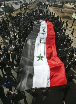 <!--:es-->Iraqi lawmakers vote to change flag<!--:-->