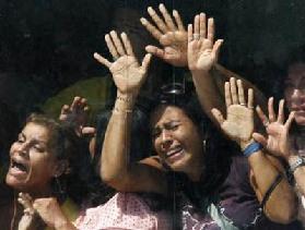 <!--:es-->Venezuelan bank robbers arrested, hostages freed<!--:-->