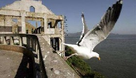 <!--:es-->Alcatraz prison won't be removed for peace centre<!--:-->