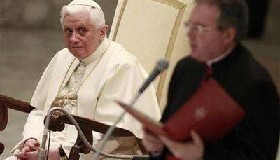 <!--:es-->Pope leads Catholic Church into Lent<!--:-->