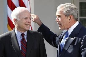 <!--:es-->Republican McCain trails Clinton and Obama<!--:-->