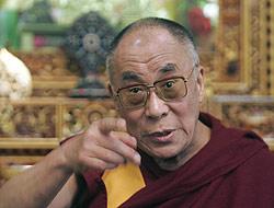 <!--:es-->Dalai Lama amenazó con renunciar …Pekín lo acusa de alentar la violencia<!--:-->