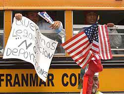 """<!--:es-->""""Megamarcha"""" por reforma migratoria<!--:-->"""