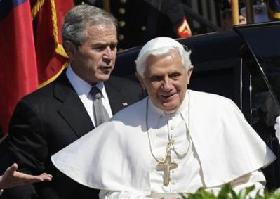 <!--:es-->Inicia Benedicto XVI su Primer Visita a los Estados Unidos! …El Papa abogó por la Política Migratoria<!--:-->