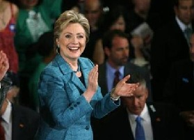 <!--:es-->Clinton says she can win White House for Democrats<!--:-->