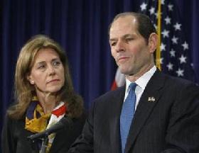 <!--:es-->Book, documentary in works on ex-NY Gov. Spitzer<!--:-->
