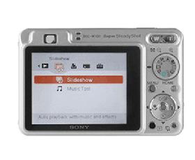 <!--:es-->Cyber-Shot W120 de Sony: La cámara que toma sonrisas!<!--:-->