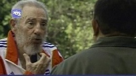 <!--:es-->Cuban TV shows new images of ailing Fidel Castro<!--:-->