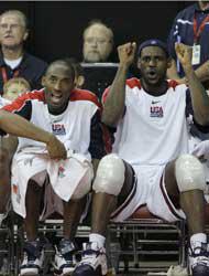 <!--:es-->Kobe y LeBron en nuevo «Dream Team» …Lista la selección de EU para Beijing!<!--:-->