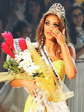 <!--:es-->Miss Venezuela: la más bella …También aquí hubo un poco de polémica, ya que según los conocedores, la que debería lucir ahora esa hermosa corona, es nada menos ni nada más que la bellísima mexicana Elisa Nájera!<!--:-->