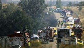 <!--:es-->Fiery plane crash at Madrid airport kills 153!!!<!--:-->