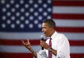 <!--:es-->Historic first: Obama nominated by Democrats<!--:-->