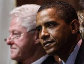 <!--:es-->President Clinton to hit campaign trail for Obama<!--:-->
