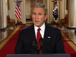 """<!--:es-->""""Nuestra Economía, está en Peligro"""": Bush<!--:-->"""