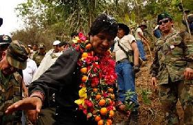 <!--:es-->Morales ups rhetoric against US anti-drug aid<!--:-->