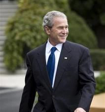 <!--:es-->Bush to write book; Palin may steal limelight<!--:-->