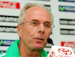 """<!--:es-->Eriksson ve a México en Sudáfrica …Aceptó bajo rendimiento del """"TRI""""<!--:-->"""