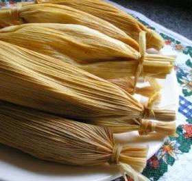 <!--:es-->Tamales de Carne con Chile!<!--:-->