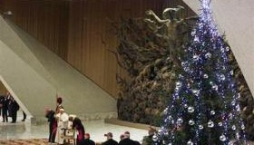 <!--:es-->Pope: crisis helps restore simplicity to Christmas<!--:-->