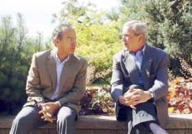 <!--:es-->Anuncian reunión Calderón-Bush y oficializan la de Calderón-Obama<!--:-->