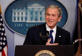 <!--:es-->Antes de irse Bush pide a republicanos mas compasion con inmigrantes!<!--:-->