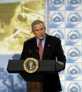 <!--:es-->Bush hizo un balance de su gestión …Irak, la crisis… y Barack Obama<!--:-->