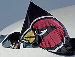 <!--:es-->Arizona ya se instaló en Tampa . . . Warner deja relucir su experiencia<!--:-->