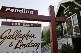 <!--:es-->Pending home sales post increase of 6.3 pct<!--:-->