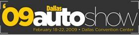 <!--:es-->2009 DALLAS AUTO SHOW