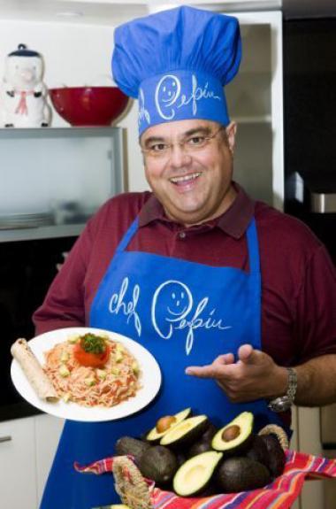 <!--:es-->El Chef Pepín ayuda a combatir la Diabetes y enfermedades relacionadas con el Corazón<!--:-->