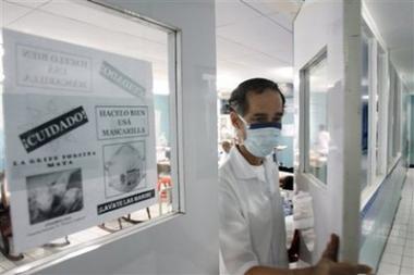<!--:es-->Suman en EEUU 109 casos de gripe porcina …Autoridades sanitarias informan que el desarrollo de una vacuna tardaría al menos hasta septiembre<!--:-->