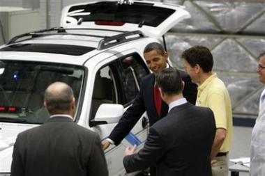 <!--:es-->President Obama Announces Accelerated Purchase of 17,600 New American Vehicles for Government Fleet<!--:-->
