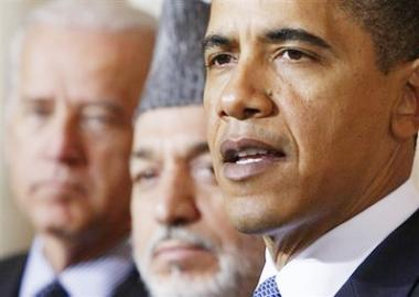 <!--:es-->Obama pleased after leaders agree to fight Taliban<!--:-->