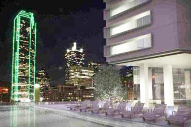<!--:es-->Dallas Convention Center Headquarters Hotel