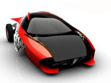 <!--:es-->Genome X 2.0, concepto de coche futurista<!--:-->