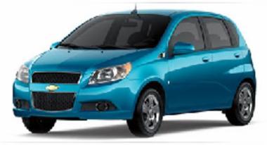 <!--:es-->2009 CHEVY AVEO …el carrito mas economico y versatil del segmento compacto<!--:-->