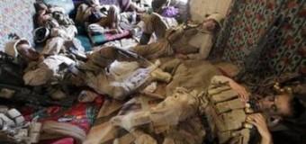 <!--:es-->Marines assault Taliban town in Afghanistan<!--:-->
