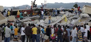 <!--:es-->Un llamado de ayuda para Haití Sismo causó devastación en todo el país<!--:-->